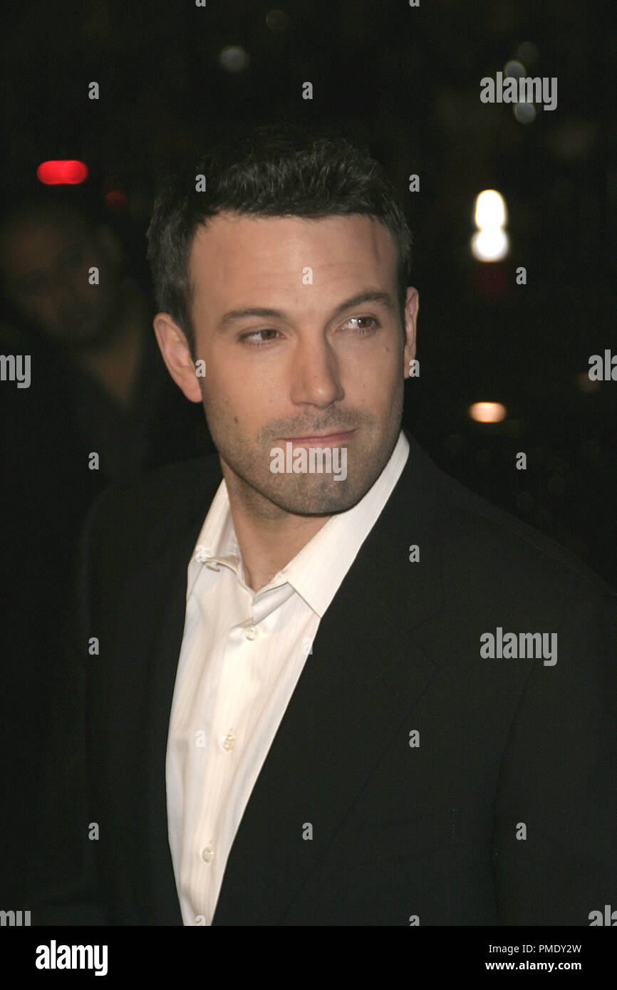 'Smokin' Aces' (Premiere) Ben Affleck 1-18-2007 / Grauman's Chinese Theater / Hollywood, CA / Universal Pictures / Photo by Joseph Martinez - All Rights Reserved  File Reference # 22905_0072PLX  For Editorial Use Only - - Stock Image