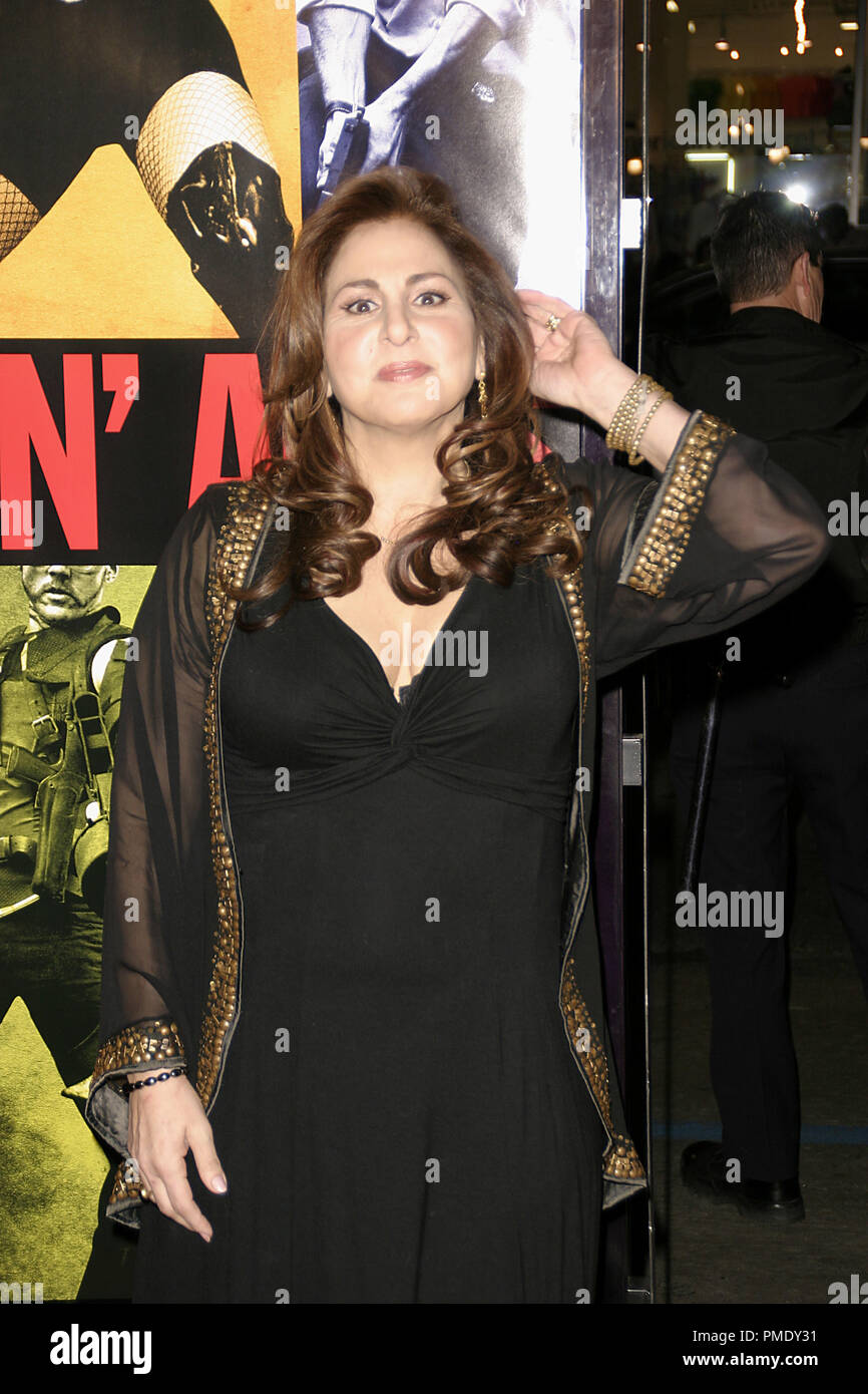 'Smokin' Aces' (Premiere) Kathy Najimy  1-18-2007 / Grauman's Chinese Theater / Hollywood, CA / Universal Pictures / Photo by Joseph Martinez - All Rights Reserved  File Reference # 22905_0076PLX  For Editorial Use Only - - Stock Image