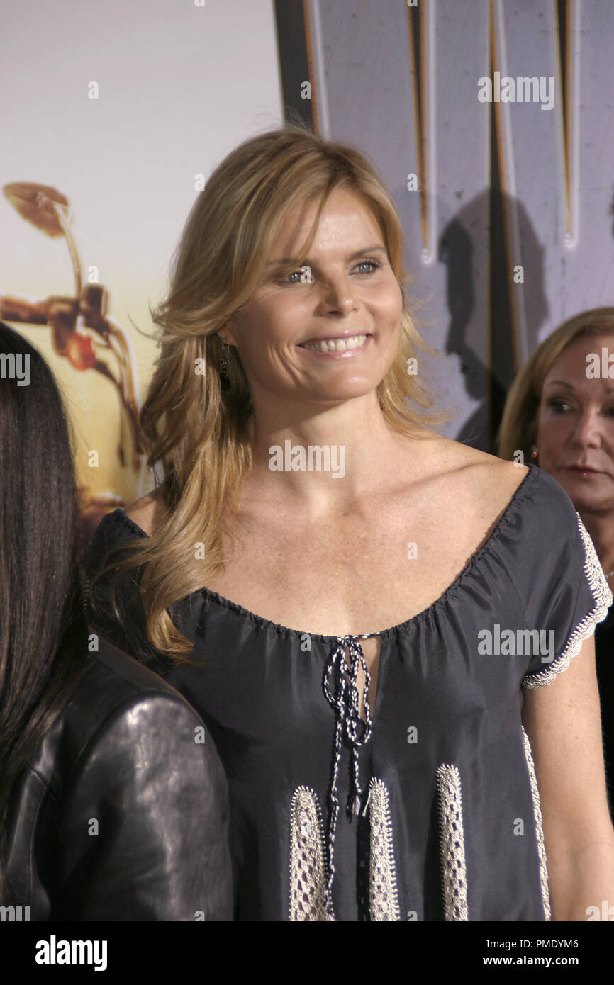 """""""Wild Hogs"""" (Premiere)  Mariel Hemingway  2-28-2007 / El Capitan Theater / Hollywood, CA / Touchstone Pictures / Photo by Joseph Martinez - All Rights Reserved  File Reference # 22938 0074PLX  For Editorial Use Only - Stock Photo"""
