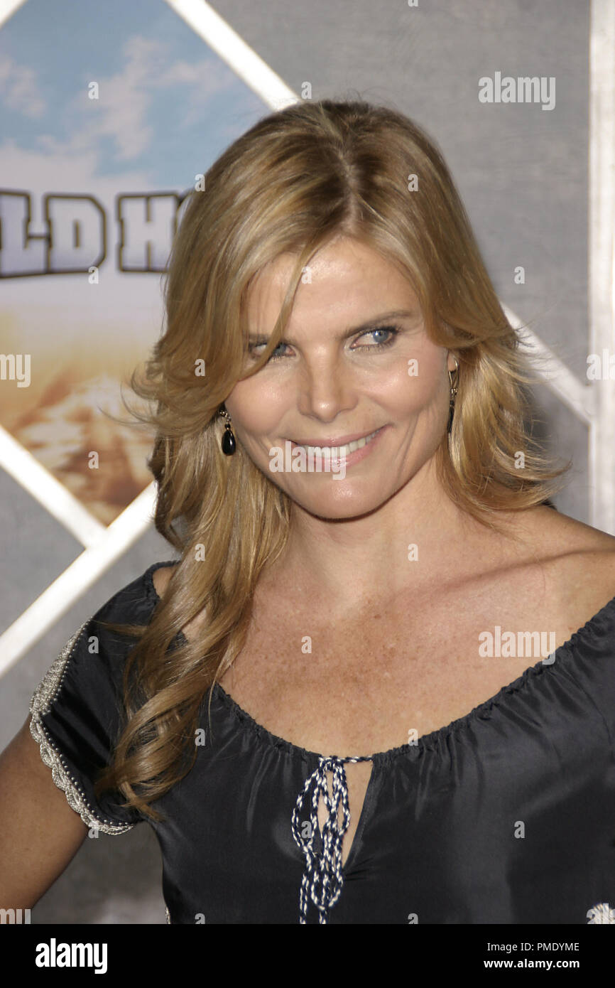 Wild Hogs (Premiere)  Mariel Hemingway  2-28-2007 / El Capitan Theater / Hollywood, CA / Touchstone Pictures / Photo by Joseph Martinez - All Rights Reserved  File Reference # 22938 0078PLX  For Editorial Use Only - Stock Photo