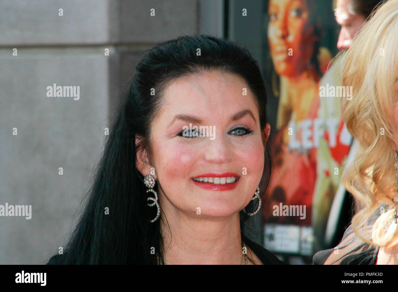Crystal Gayle at the Hollywood Chamber of Commerce ceremony to honor her with the 2,390th Star on the Hollywood Walk of Fame on Vine Street near Sunset Boulevard in Hollywood, CA, October 2, 2009. Photo by Picturelux File Reference # 30082_29PLX   For Editorial Use Only -  All Rights Reserved - Stock Image