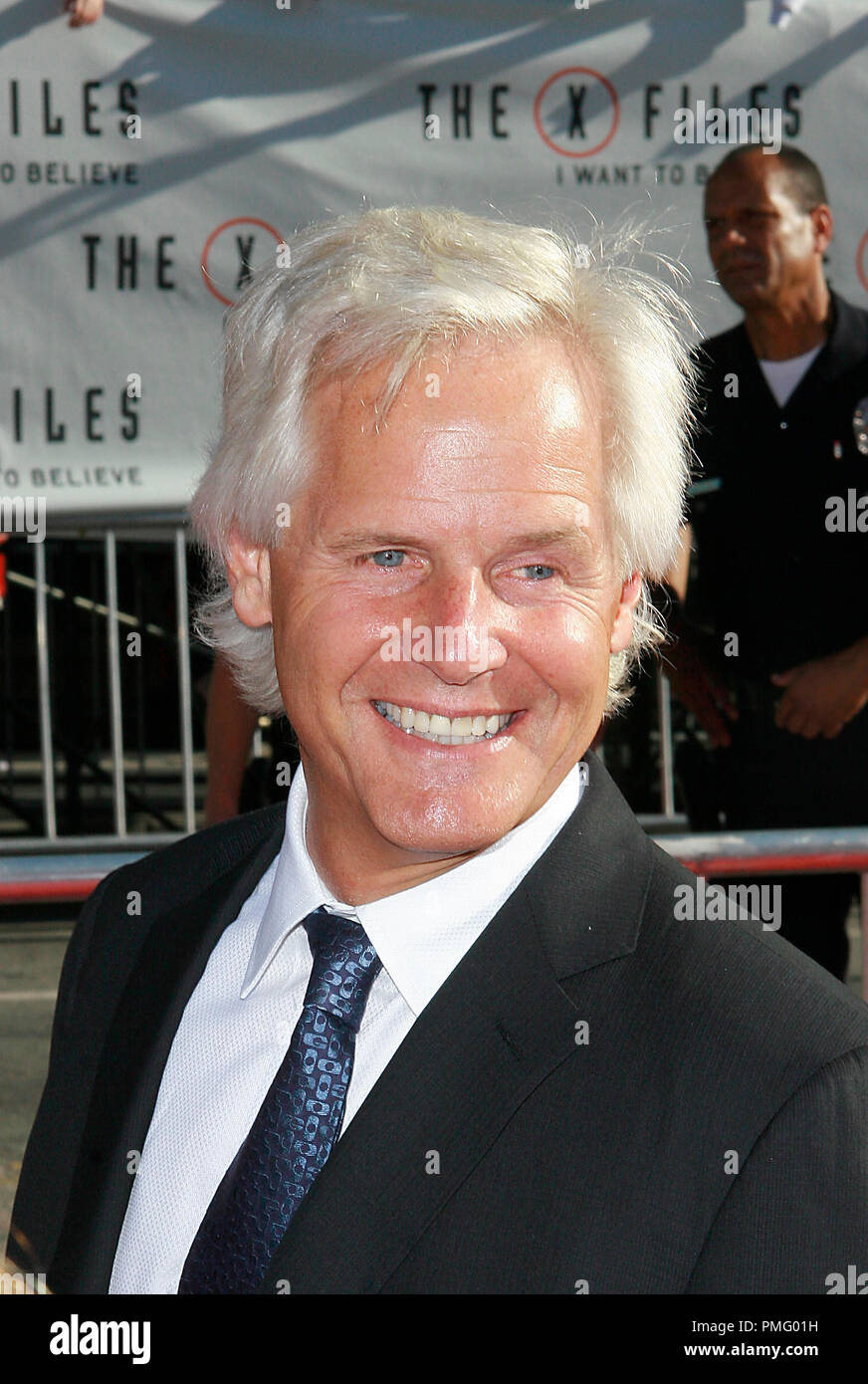 The X-Files: I Want to Believe Premiere Director Chris Carter  7-23-2008 / Mann's Grauman Chinese Theatre / Hollywood, CA / 20th Century Fox / Photo © Joseph Martinez / Picturelux  File Reference # 23571_0023JM   For Editorial Use Only -  All Rights Reserved - Stock Image