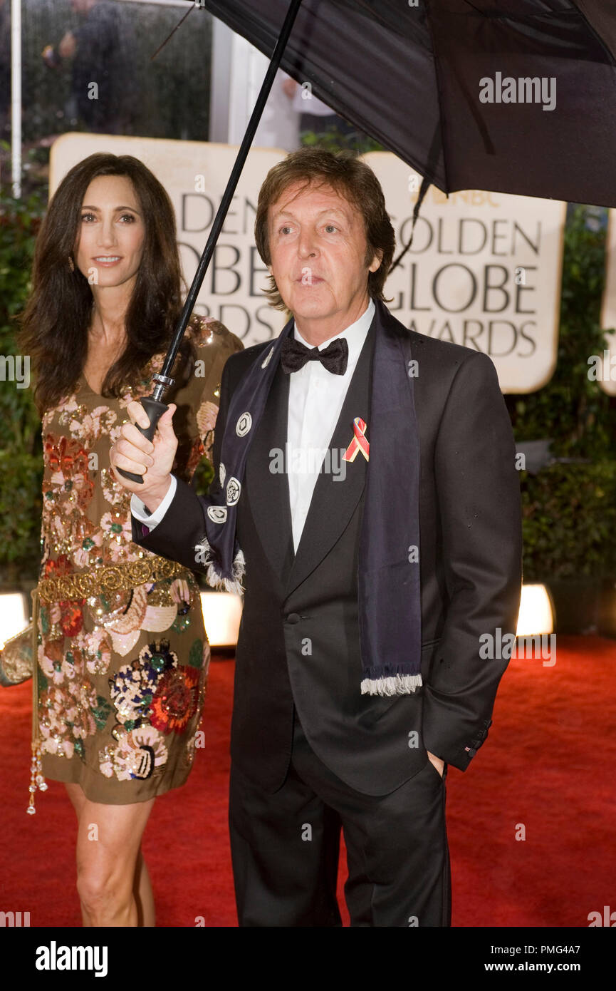 Paul mccartney dating 2010