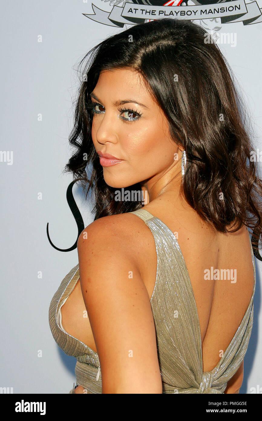 Kim kardashian shoot mansion playboy photo