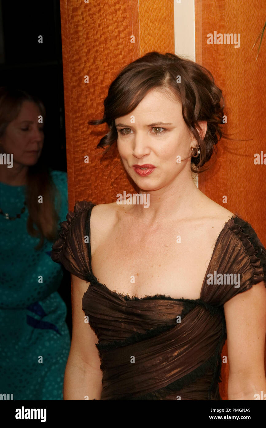 Juliette Lewis at the 9th Annual Movies for Grownups Awards. Arrivals held at the Beverly Wilshire Hotel in Beverly Hills, CA February 16, 2010. Photo by PictureLux File Reference # 30131_106PLX   For Editorial Use Only -  All Rights Reserved - Stock Image