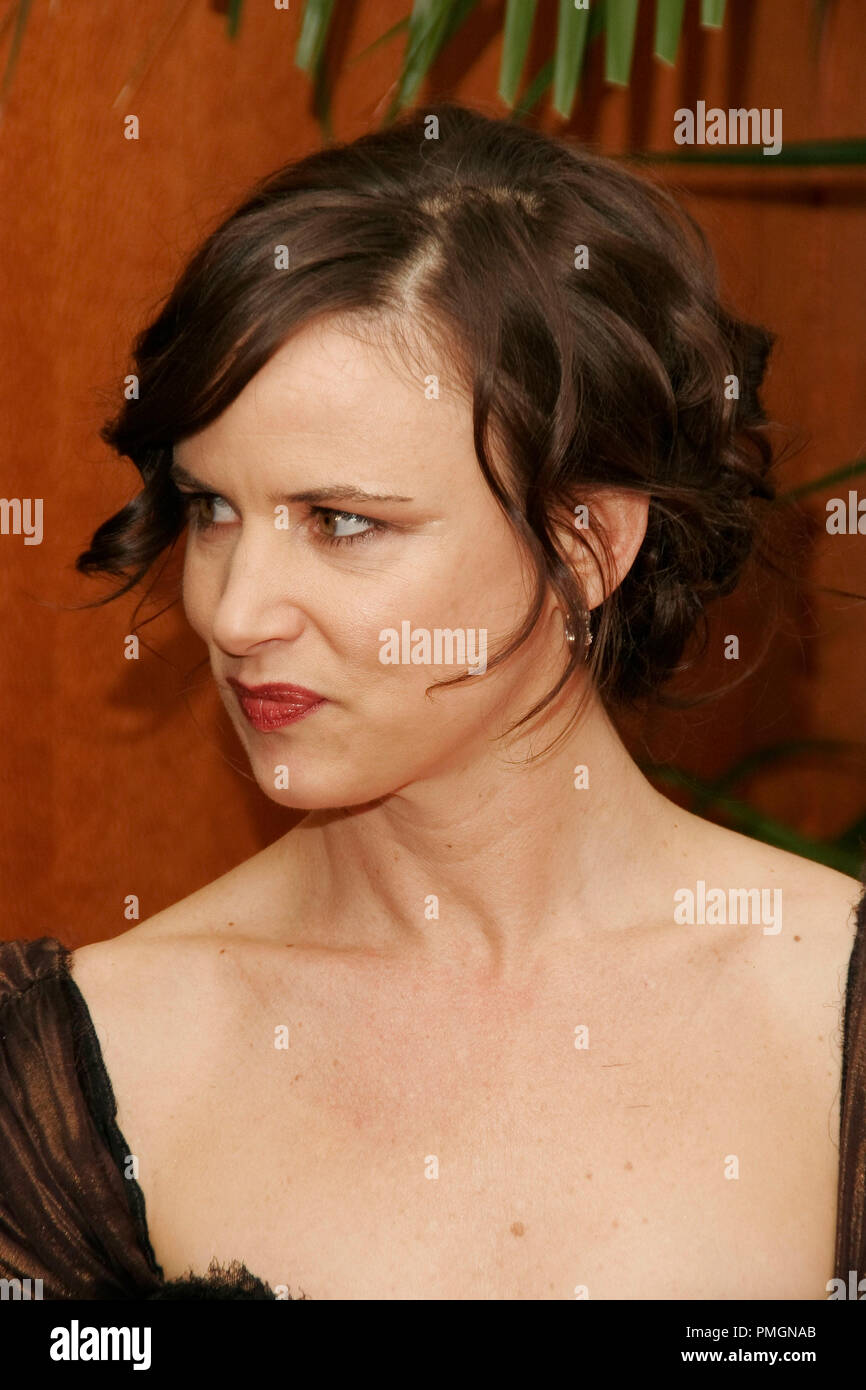 Juliette Lewis at the 9th Annual Movies for Grownups Awards. Arrivals held at the Beverly Wilshire Hotel in Beverly Hills, CA February 16, 2010. Photo by PictureLux File Reference # 30131_108PLX   For Editorial Use Only -  All Rights Reserved - Stock Image