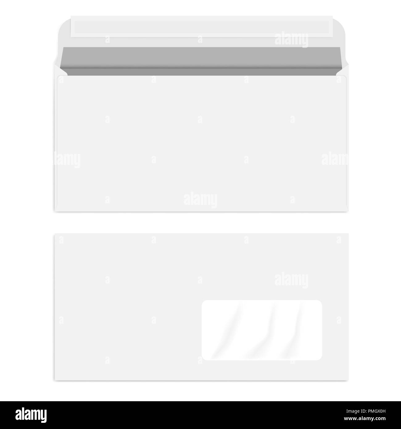 standard window envelope template.html