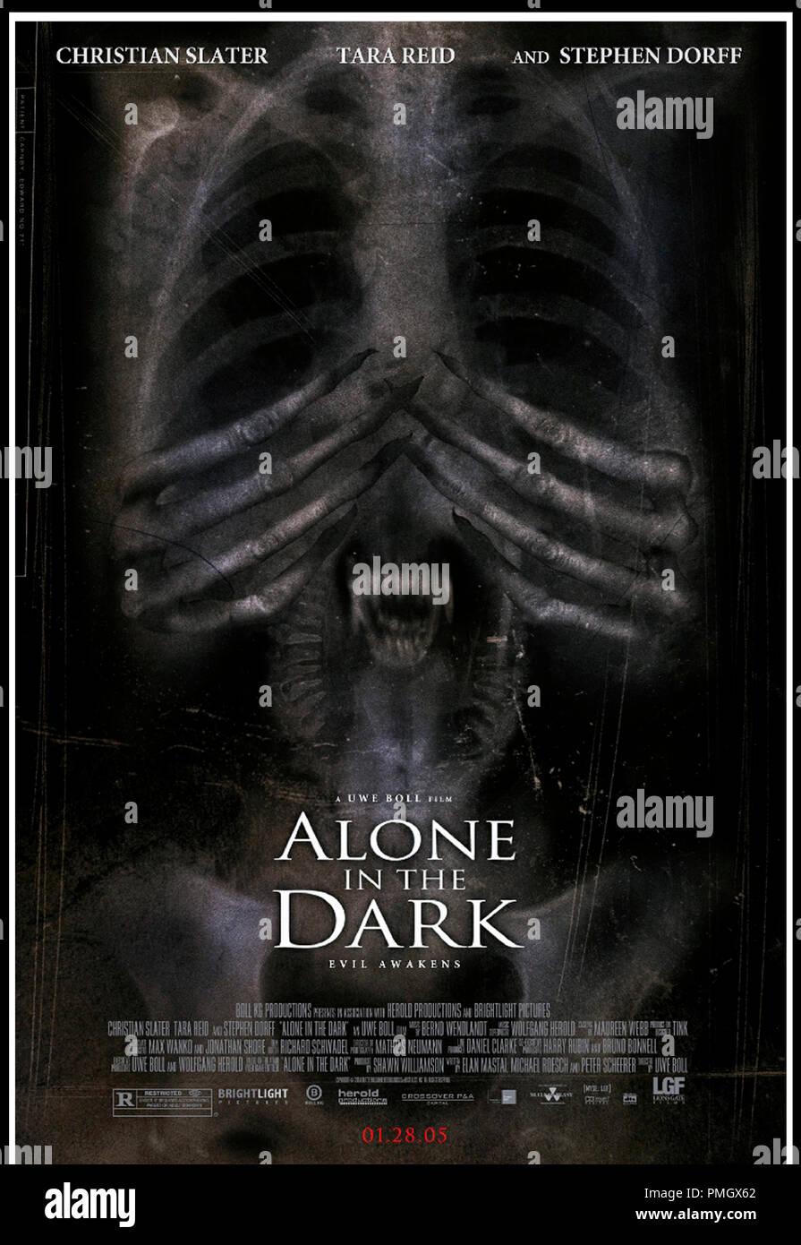 Alone In Dark 2005 Uwe Stock Photos Alone In Dark 2005 Uwe Stock