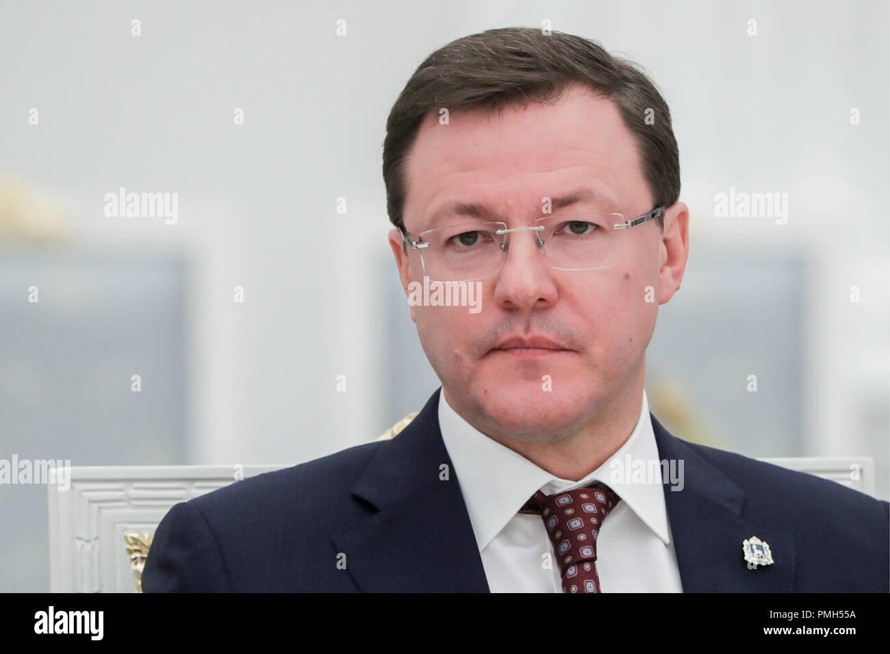 President elects new heads of Karelia, Sverdlovsk and Irkutsk regions 23.05.2012 84