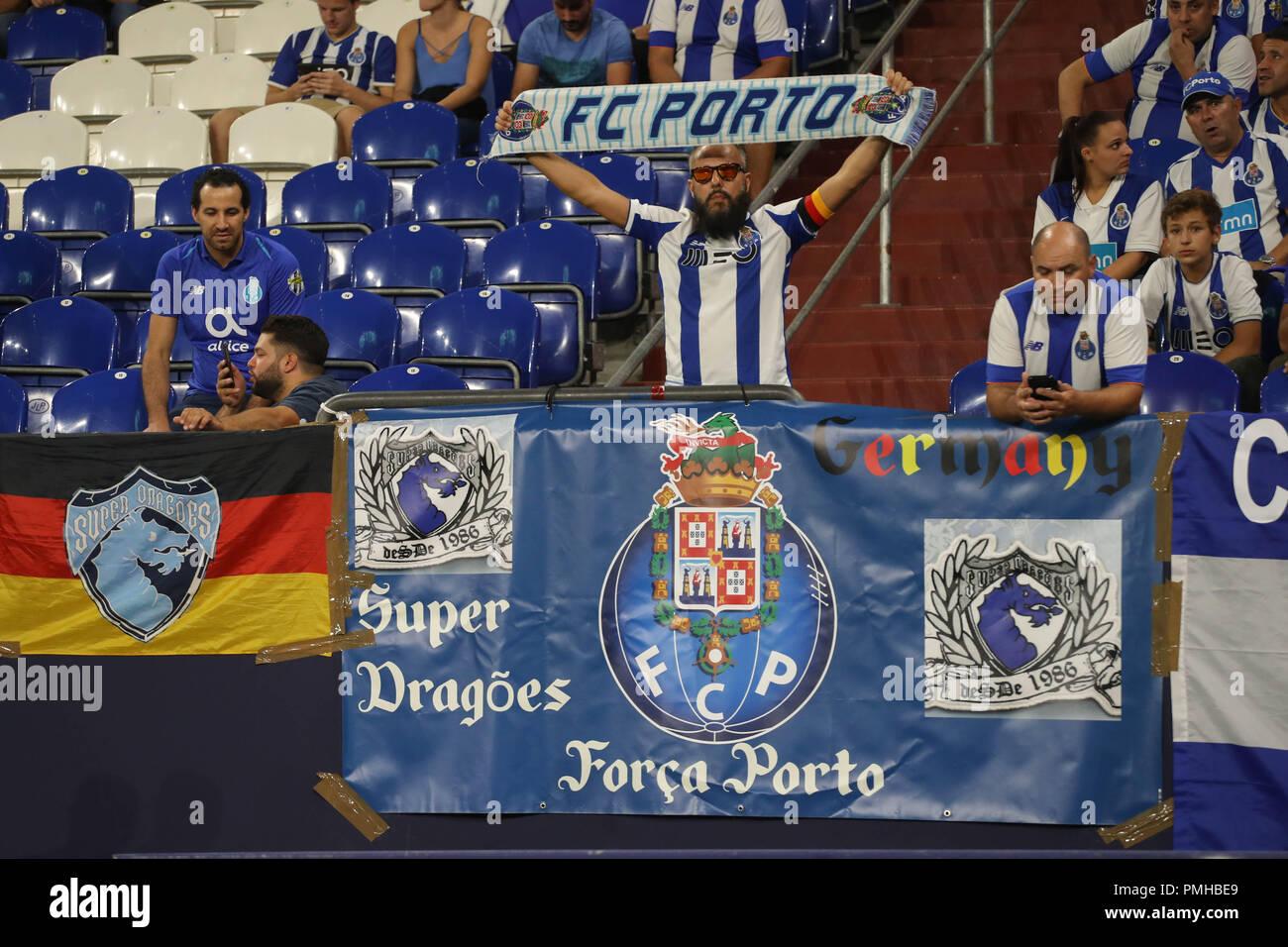 NEU FC SCHALKE 04-FC Porto Fan Schal