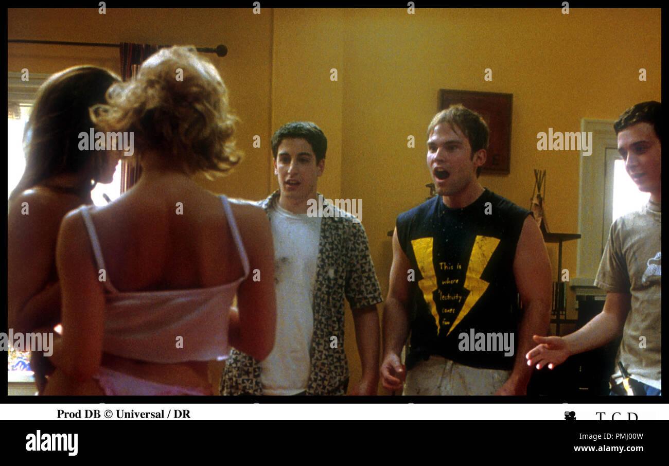 American Pie 2 Español american pie 2 2001 jason biggs stock photos & american pie