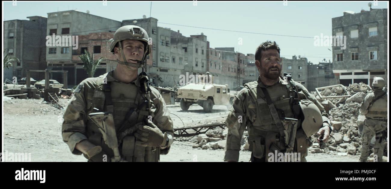 American Sniper Bradley Cooper Stock Photos & American Sniper