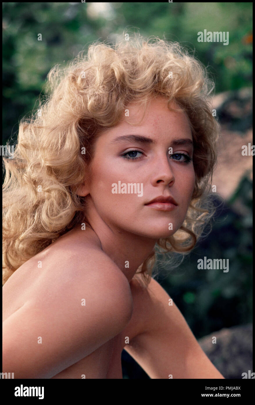 Watch Sharon Stone Cold Steel - US video