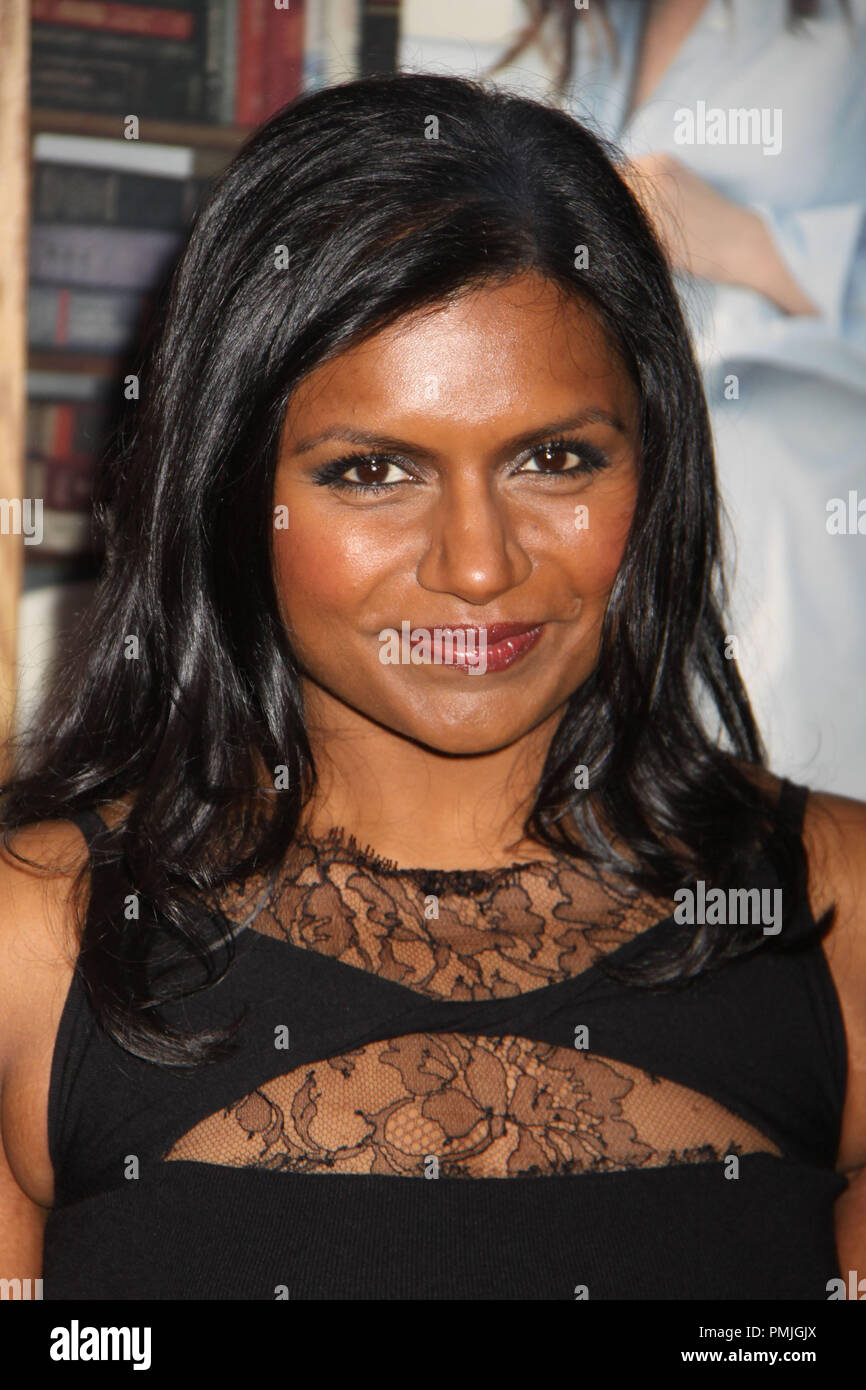 Mindy Kaling 01 11 11 No Strings Attached Premiere Regency Village Theatre Westwood Photo By Megumi Torii Www Hollywoodnewswire Net Picturelux Stock Photo Alamy