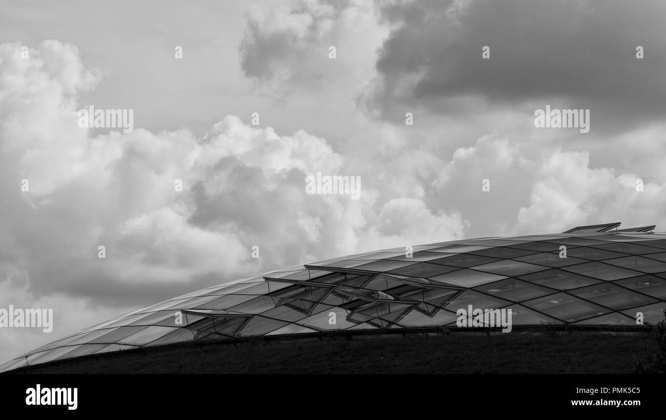 The Great Glasshouse - Stock Image