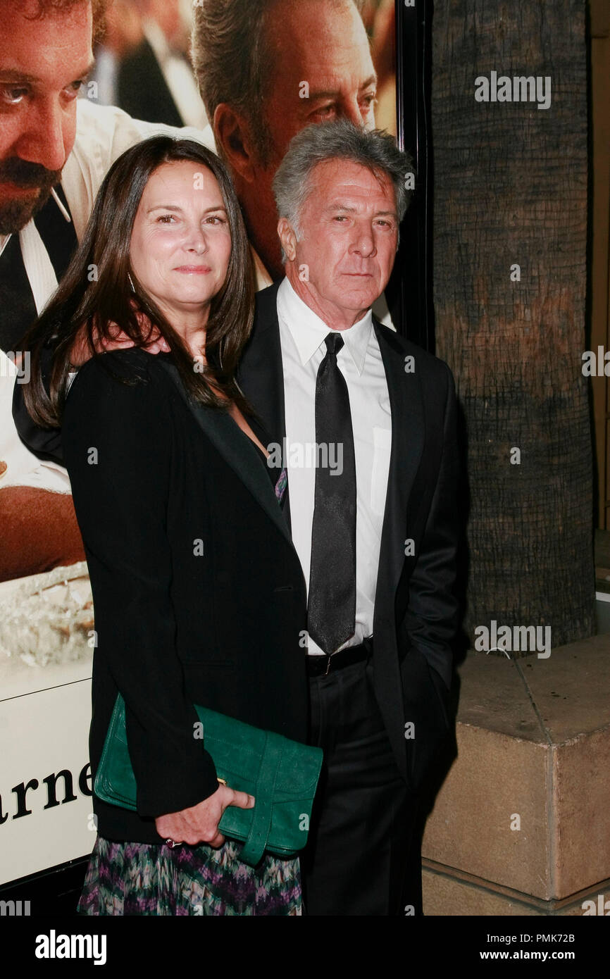 Dustin Hoffman at the AFI Fest 2010 Screening of Barney's Version. Arrivals held at The Egyptian Theatre in Hollywood, CA, November 6, 2010.  Photo by Joseph Martinez / PictureLux File Reference # 30672_033PLX   For Editorial Use Only -  All Rights Reserved - Stock Image