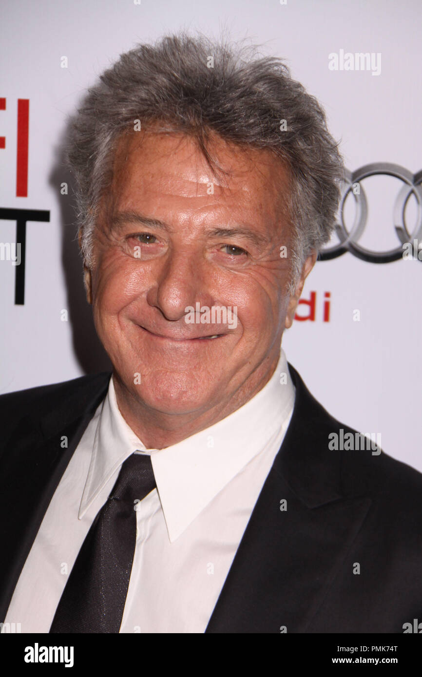 Dustin Hoffman 11/06/10, 'Barney's Version' premiere, Egyptian Theatre, Hollywood Photo by Izumi Hasegawa/HollywoodNewsWire.net  File Reference # 30672_042PLX   For Editorial Use Only -  All Rights Reserved - Stock Image