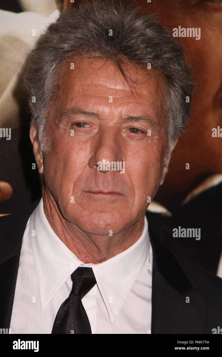 Dustin Hoffman 11/06/10, 'Barney's Version' premiere, Egyptian Theatre, Hollywood Photo by Izumi Hasegawa/HollywoodNewsWire.net  File Reference # 30672_044PLX   For Editorial Use Only -  All Rights Reserved - Stock Image