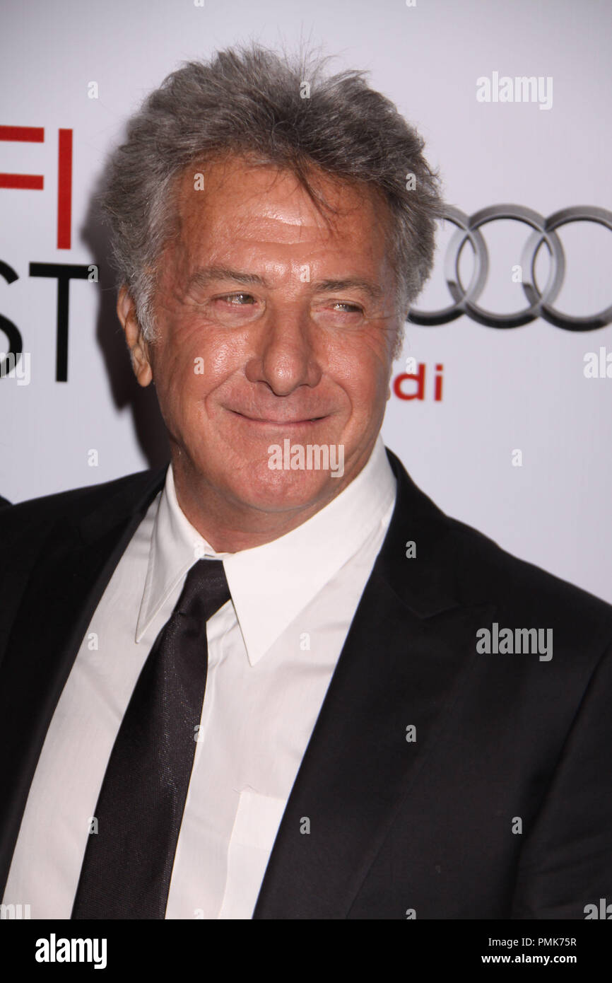 Dustin Hoffman 11/06/10, 'Barney's Version' premiere, Egyptian Theatre, Hollywood Photo by Izumi Hasegawa/HollywoodNewsWire.net  File Reference # 30672_047PLX   For Editorial Use Only -  All Rights Reserved - Stock Image