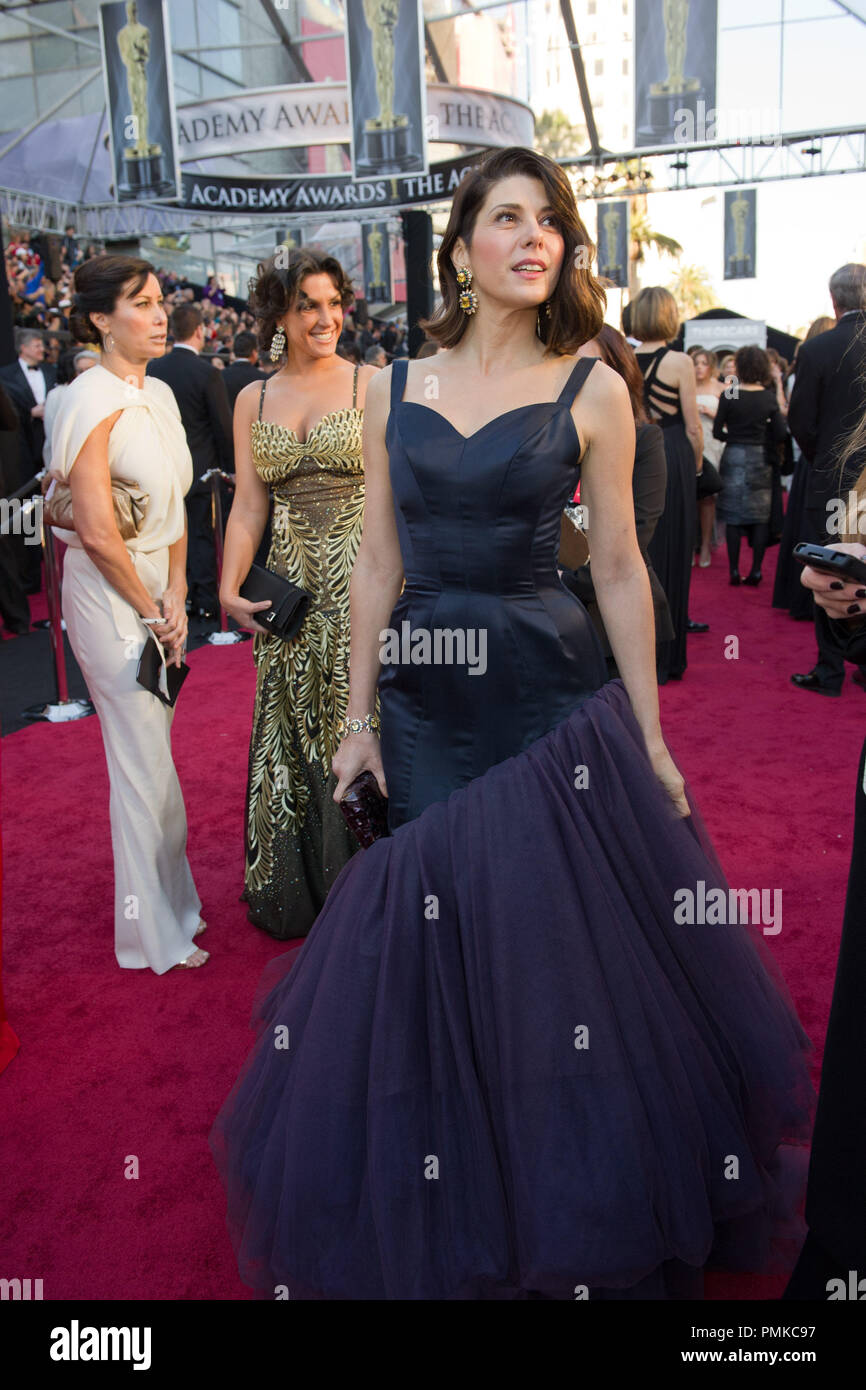Marisa Tomei arrives for the 83rd Annual Academy Awards¨ at the Kodak Theatre in Hollywood, CA February 27, 2011.  File Reference # 30871_140  For Editorial Use Only -  All Rights Reserved - Stock Image