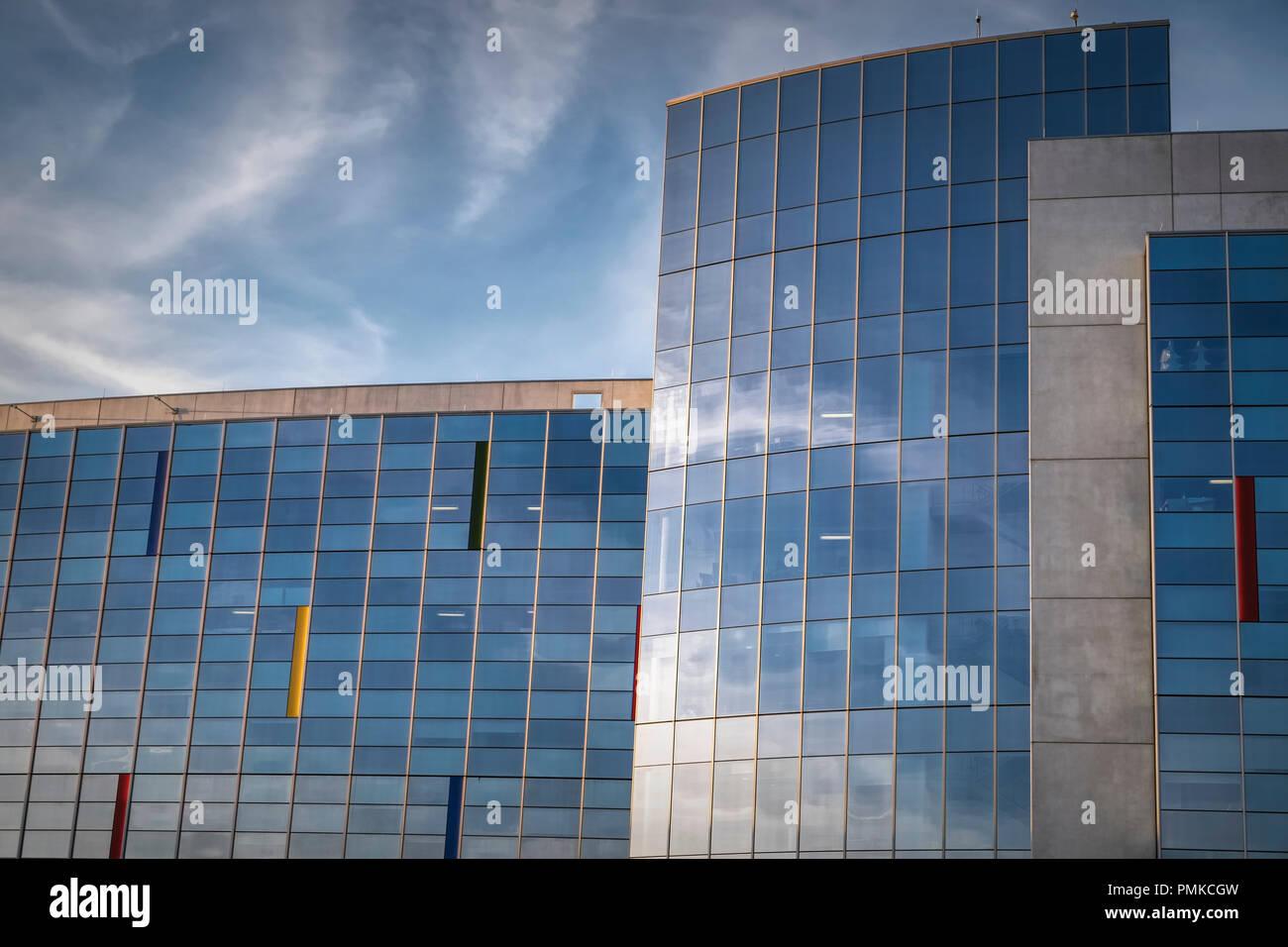 Benjamin Russel Children's Hospital, Birmingham Alabama - Stock Image