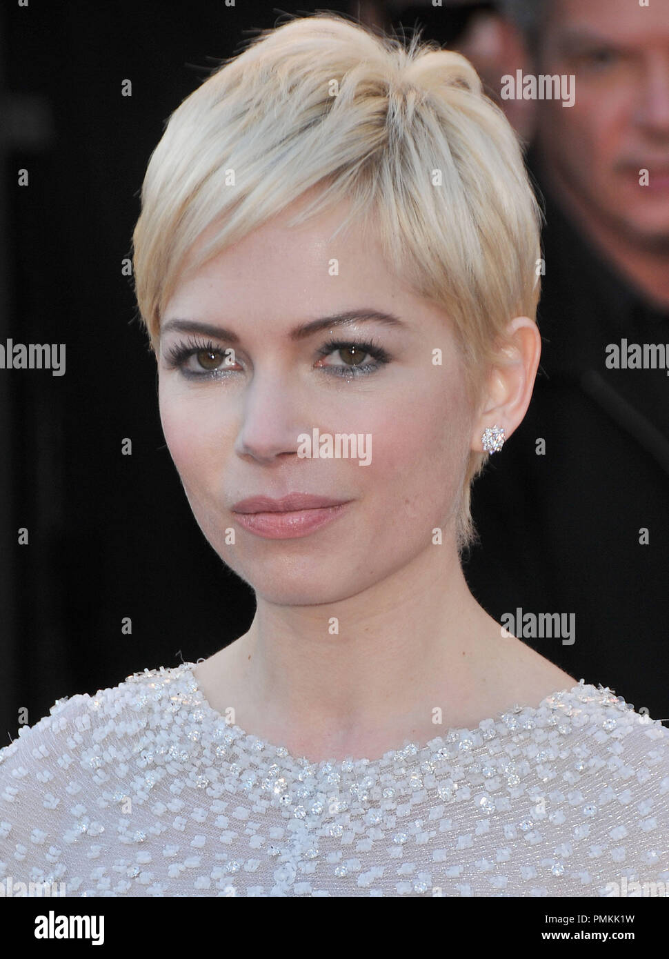 Michelle Williams at The 83rd Annual Academy Awards - Arrivals held at the Kodak Theater in Hollywood, CA. The event took place on Sunday, February 27, 2011. Photo by PRPP_Pacific Rim Photo Press / PictureLux  File Reference # 30871_563  For Editorial Use Only -  All Rights Reserved - Stock Image