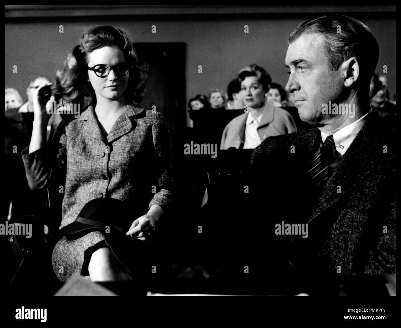 Anatomy Of A Murder 1959 James Stewart Stock Photos Anatomy Of A