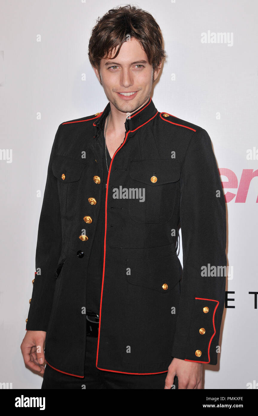 Jackson Rathbone at the 9th Annual Teen Vogue Young Hollywood Party held at the Paramount Studios in Hollywood, CA. The event took place on Friday, September 23, 2011. Photo by PRPP_Pacific Rim Photo Press/ PictureLux - Stock Image