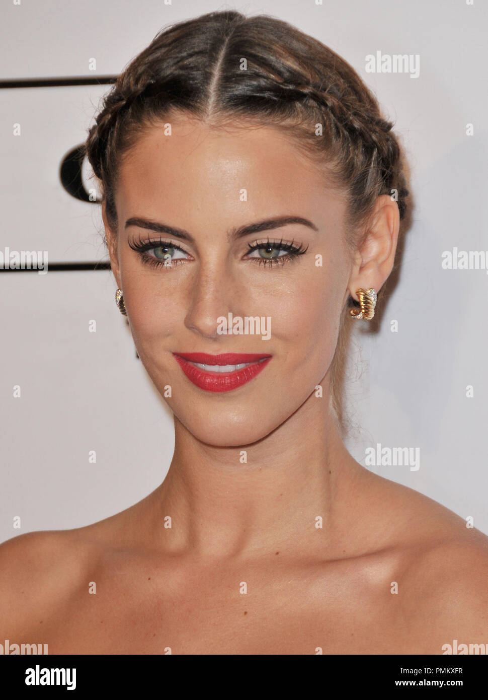 Jessica Lowndes at the 9th Annual Teen Vogue Young Hollywood Party held at the Paramount Studios in Hollywood, CA. The event took place on Friday, September 23, 2011. Photo by PRPP_Pacific Rim Photo Press/ PictureLux - Stock Image