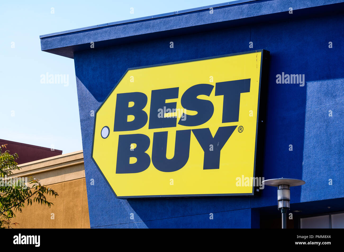 Electronic Store Best Buy Stock Photos Electronic Store Best Buy