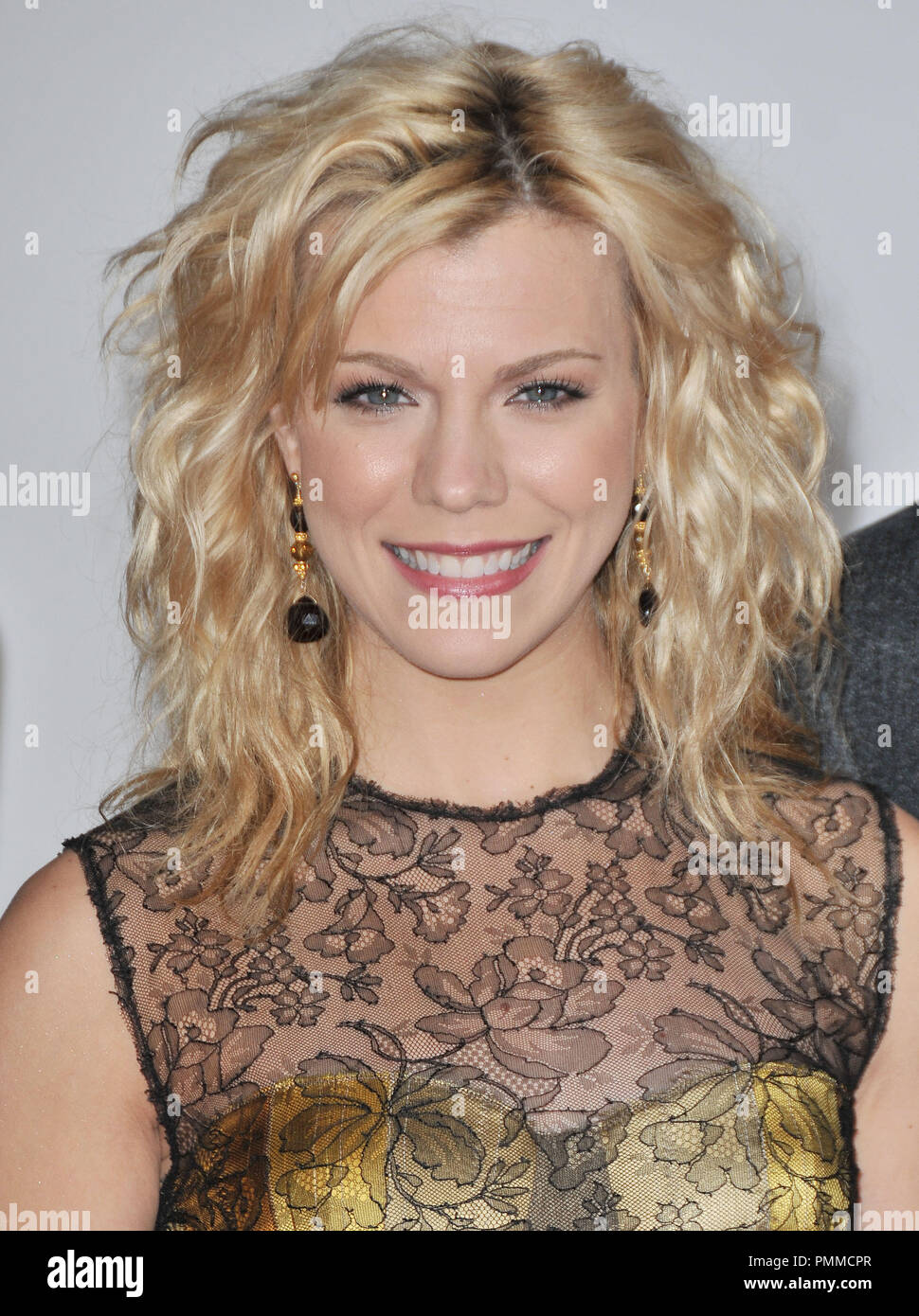 Singer Kimberly Perry of The Band Perry at the arrivals of The 2011 American Music Awards held at the Nokia Theatre L.A. Live in Los Angeles, CA. The event took place on Sunday, November 21, 2011. Photo by PRPP /  PictureLux Stock Photo
