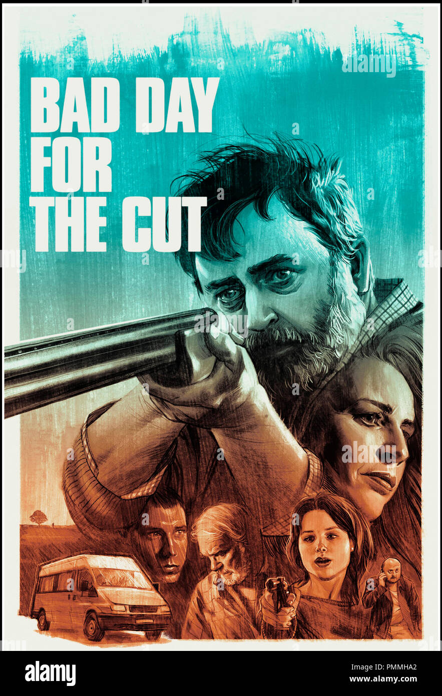Prod Db Netflix Northern Ireland Screen Six Mile Hill Productions Xyz Films Yellowmoon Dr Bad Day For The Cut De Chris Baugh 2017 Gb Visuel D