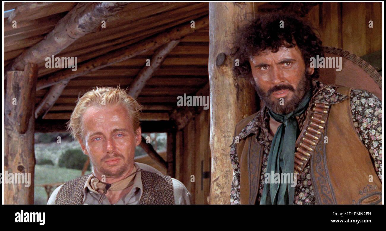 Prod DB © Aubrey Schenck Productions / DR BARQUERO de Gordon Douglas 1970 USA avec John Davis Chandler et Craig Littler western, - Stock Image