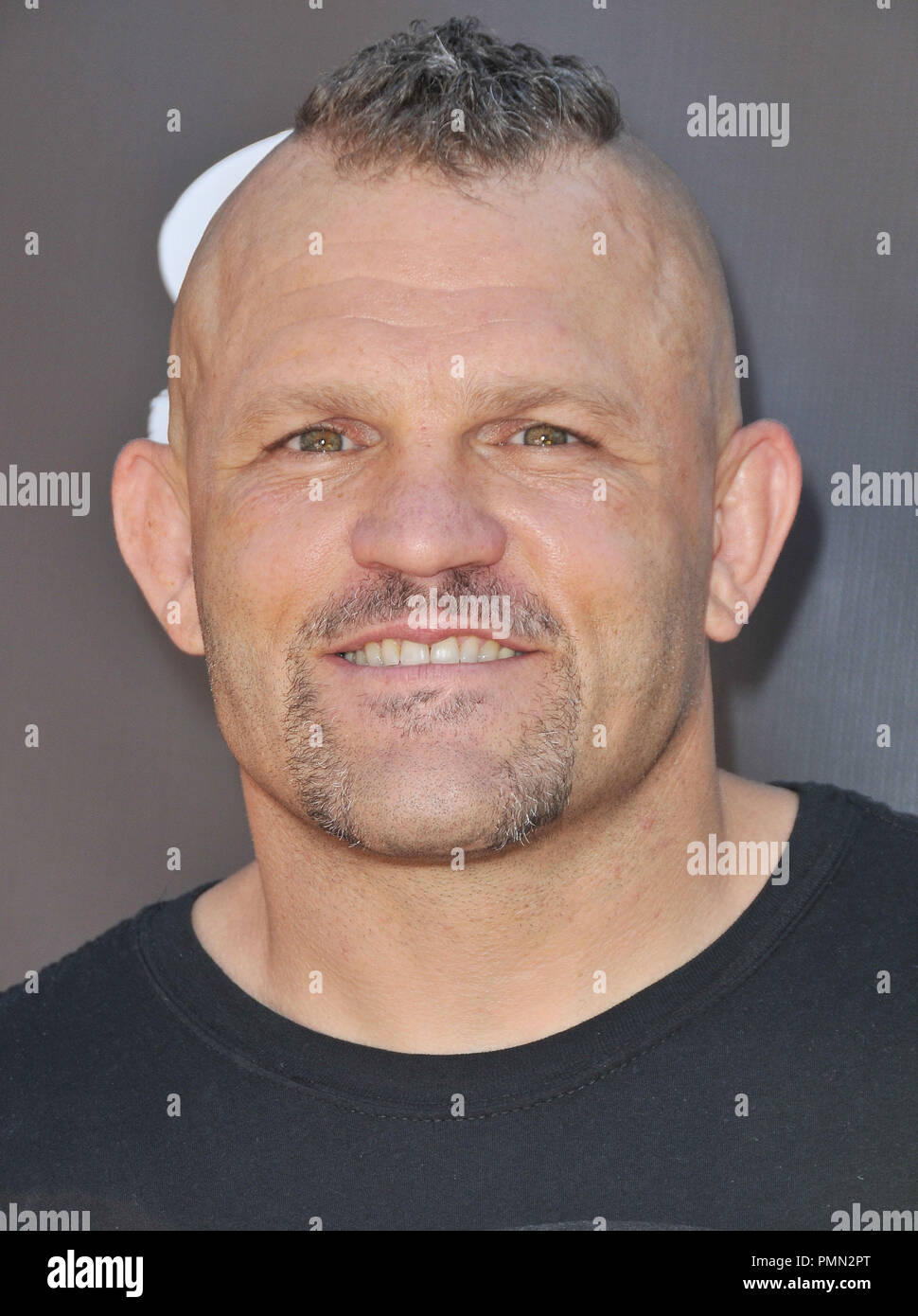 UFC Fighter Chuck Liddell at Tony Hawk's 8th Annual Stand Up For Skateparks Benefit held at Ron Burkle's Green Acres Estate in Beverly Hills, CA. The event took place on Sunday, October 2, 2011. Photo by PRPP_Pacific Rim Photo Press/ PictureLux - Stock Image