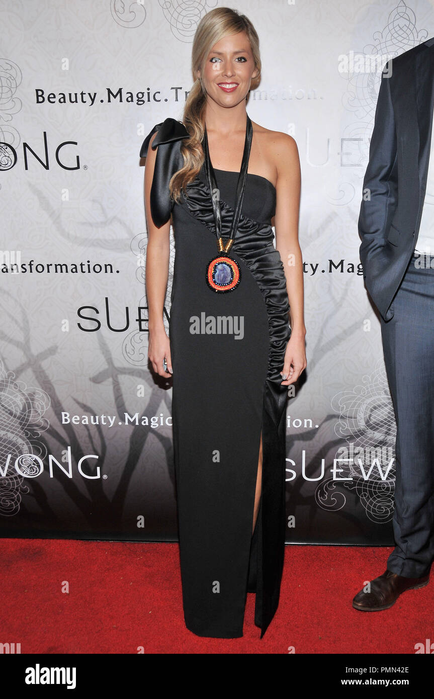 02c6b0858 Natalie Getz at the Sue Wong Presents LADY OR VAMP Spring 2012 Collection  Preview held at Voyeur in West Hollywood