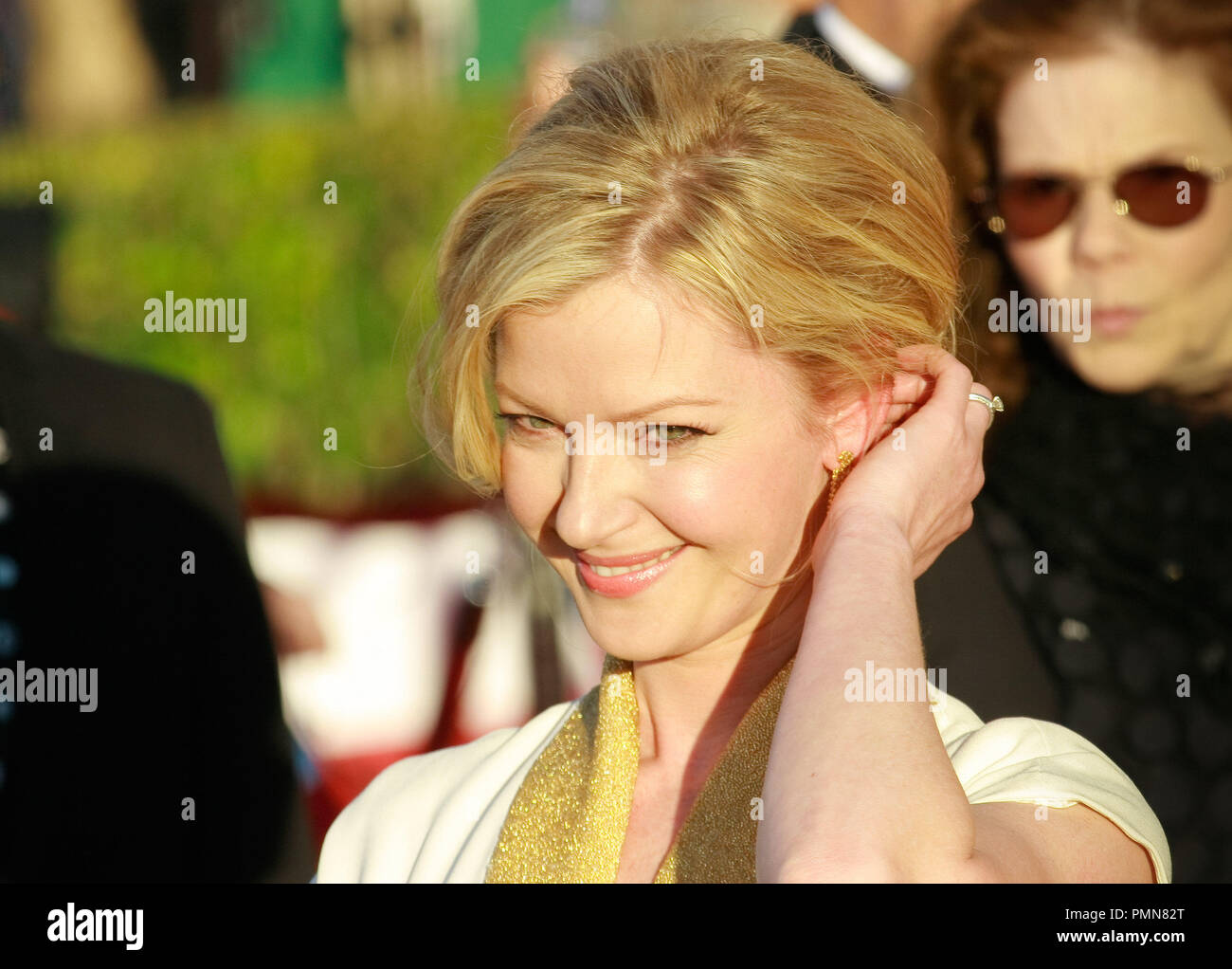 Gretchen Mol at the 18th Annual Screen Actors Guild Awards. Arrivals held at the Shrine Auditorium in Los Angeles, CA, January 29, 2012. Photo by Joe Martinez / PictureLux Stock Photo