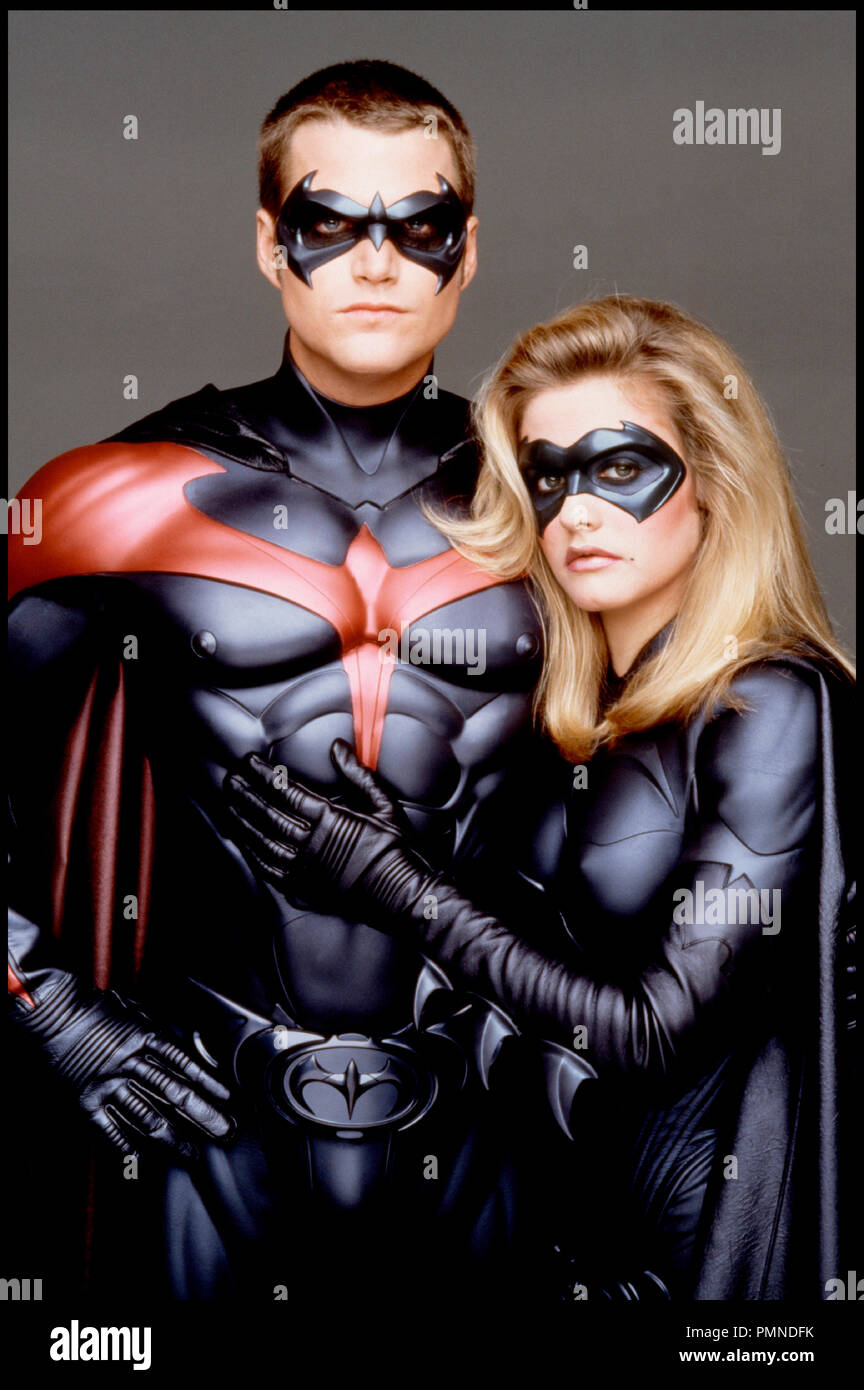 Batman robin 1997 stock photos batman robin 1997 stock - Image de batman et robin ...