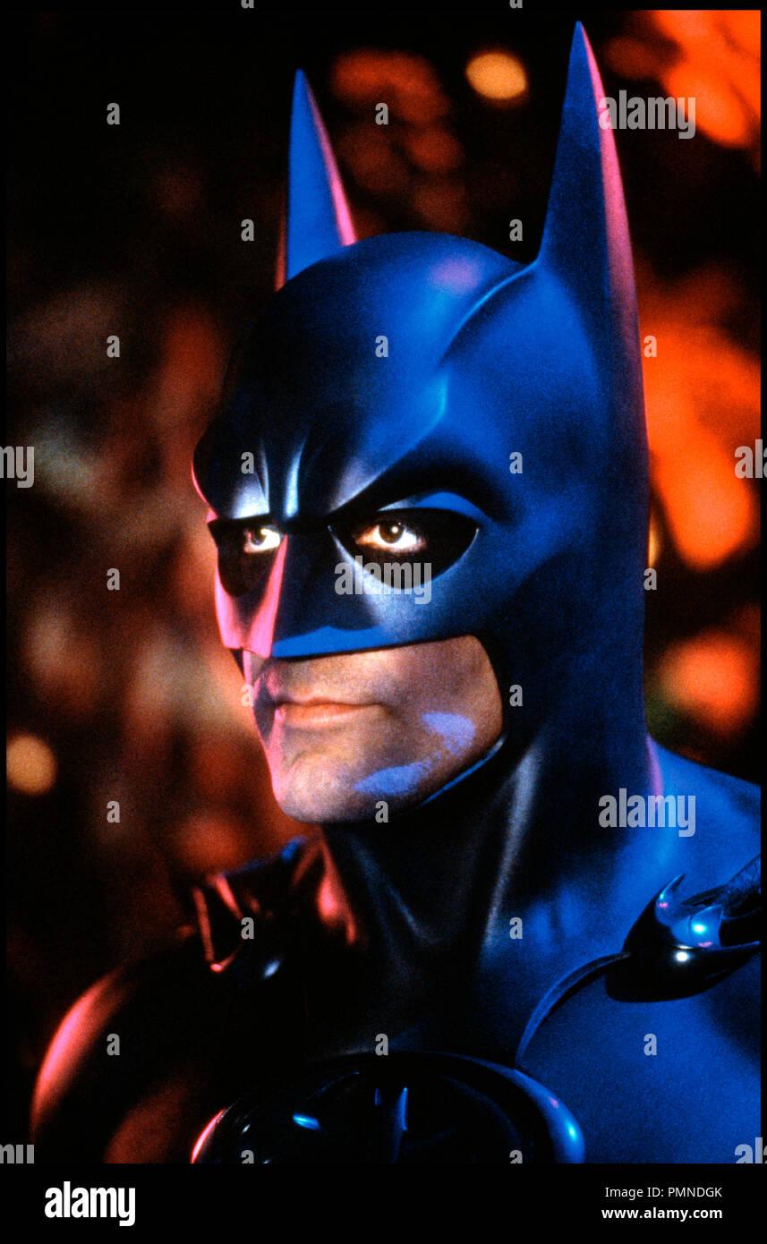 George clooney batman robin 1997 stock photos george clooney batman robin 1997 stock images - Image de batman et robin ...