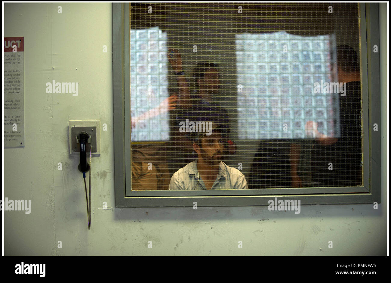 Prod DB © RabbitBandini Productions - Windowseat Entertainment / DR BEYOND LIES (THE ADDERALL DIARIES) de Pamela Romanowsky 2015 USA tournage - Stock Image