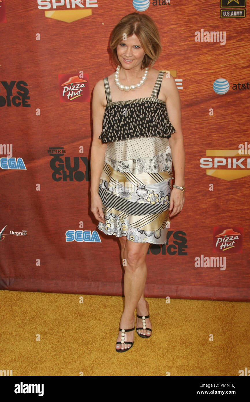 05/30/2008 Markie Post 'Spike TV's 'Guys Choice'' @ Sony Studios, Los Angeles  Photo by Megumi Torii / HNW/  Picturelux File Reference # 31289_016HNW  For Editorial Use Only -  All Rights Reserved - Stock Image