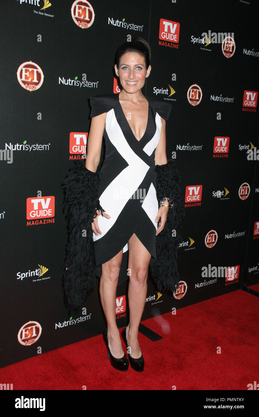 11 10 2009 Lisa Edelstein Tv Guide Magazine S Hot List Sls Hotel Beverly Hills Photo By Ima Kuroda Hnw Picturelux File Reference 31292 014hnw For Editorial Use Only All Rights Reserved Stock Photo Alamy
