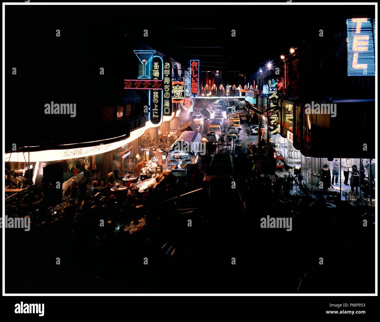 Prod DB © The Ladd Company / DR BLADE RUNNER (BLADE RUNNER) de Ridley Scott 1982 USA - Stock Image