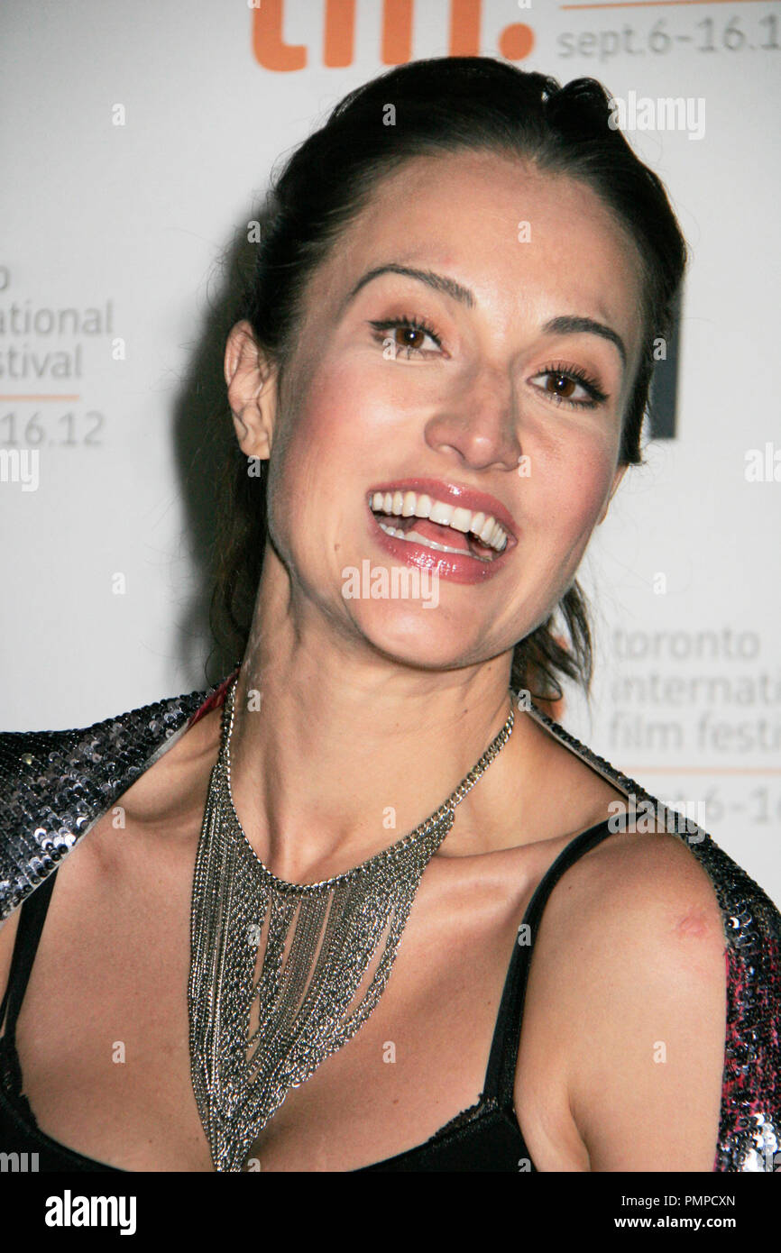 """America Olivo Images america olivo 09/08/2012 """"no one lives"""" premiere held at the"""