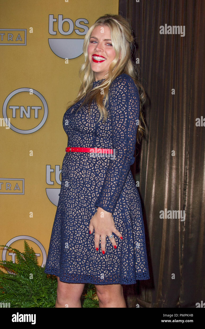 Busy Philipps attends the 19th Annual Screen Actors Guild Award Nominations at the Pacific Design Center on December 12, 2012 in West Hollywood, California. (Photo by Eden Ari / PRPP / PictureLux)  File Reference # 31759_009PRPP  For Editorial Use Only -  All Rights Reserved - Stock Image