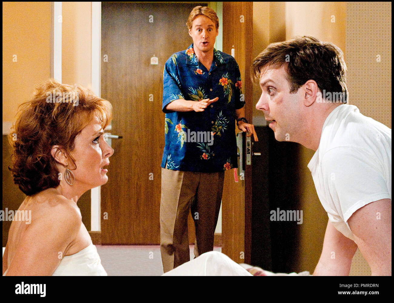 Prod DB © New Line Cinema - Conundrum Entertainment / DR BON A TIRER (B.A.T.) (HALL PASS) de Bobby Farrelly et Peter Farrelly 2011 USA avec Kristin Carey, Owen Wilson et Jason Sudeikis surprendre au lit, tromper, amant, adultere - Stock Image