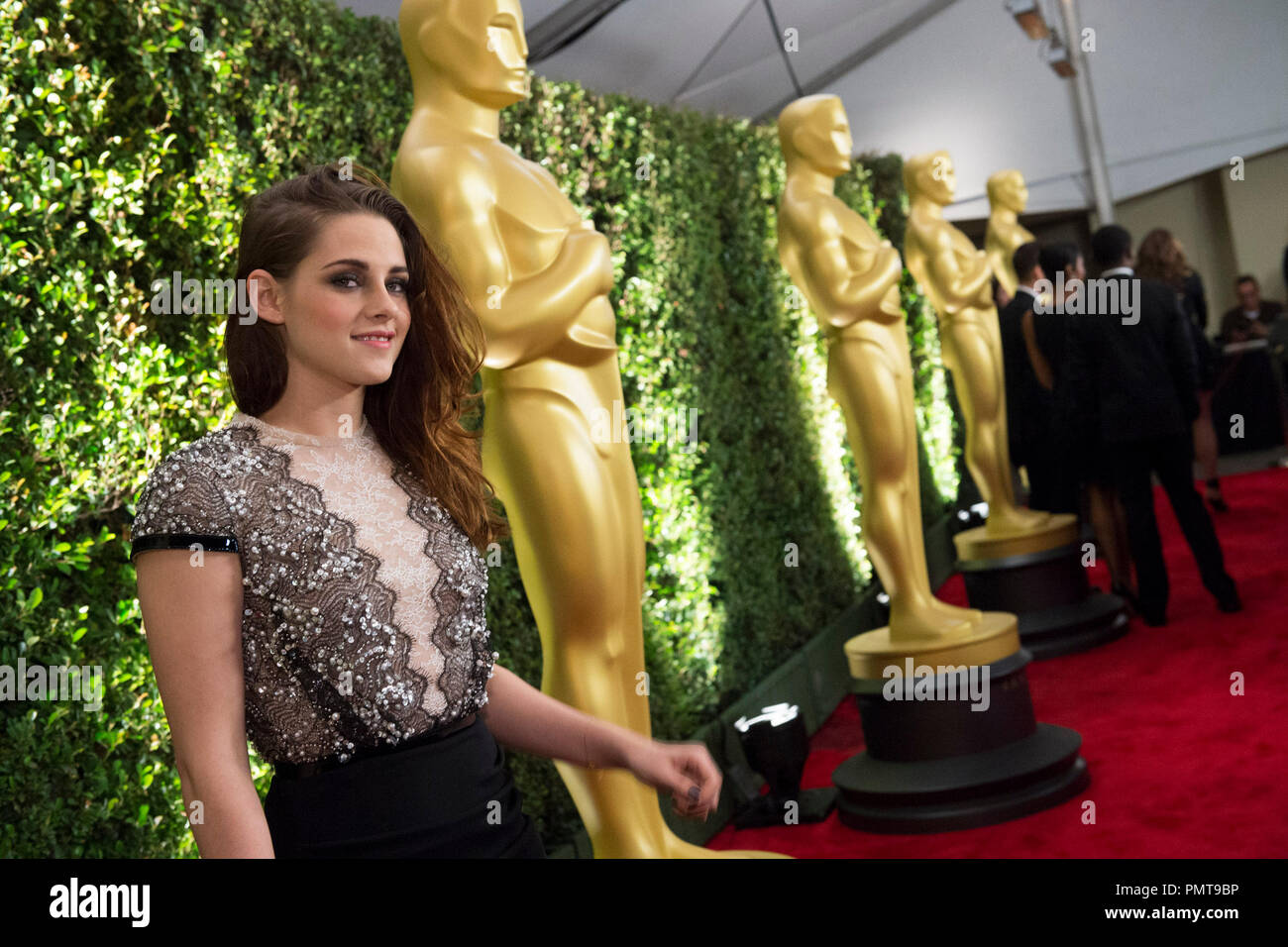 Actress Kristen Stewart, attends the 2012 Governors Awards at The Ray Dolby Ballroom at Hollywood & Highland Center® in Hollywood, CA, Saturday, December 1.  File Reference # 31744_032  For Editorial Use Only -  All Rights Reserved - Stock Image