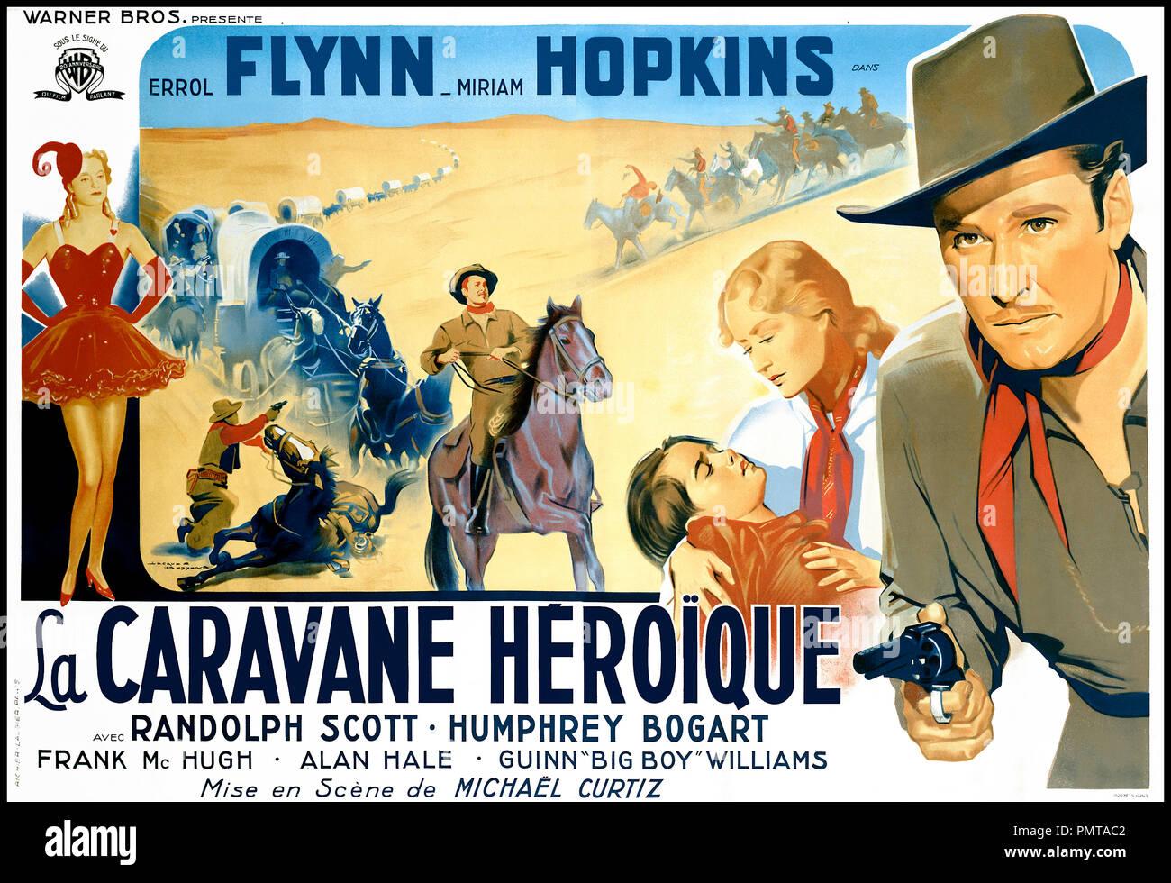 la caravane heroique