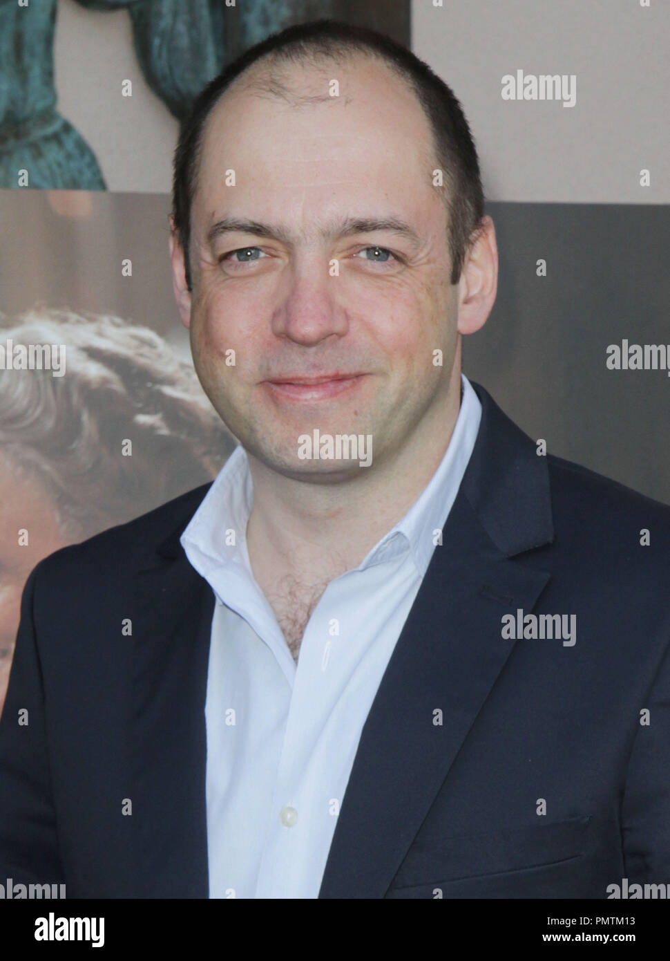 Gareth Neame attends An Evening With 'Downton Abbey' held at the Leonard H. Goldenson Theatre in North Hollywood, CA. The event took place on Monday, June 10, 2013.  Photo by Steven Lam_PRPP / PictureLux  File Reference # 31990_031PRPPSL  For Editorial Use Only -  All Rights Reserved - Stock Image