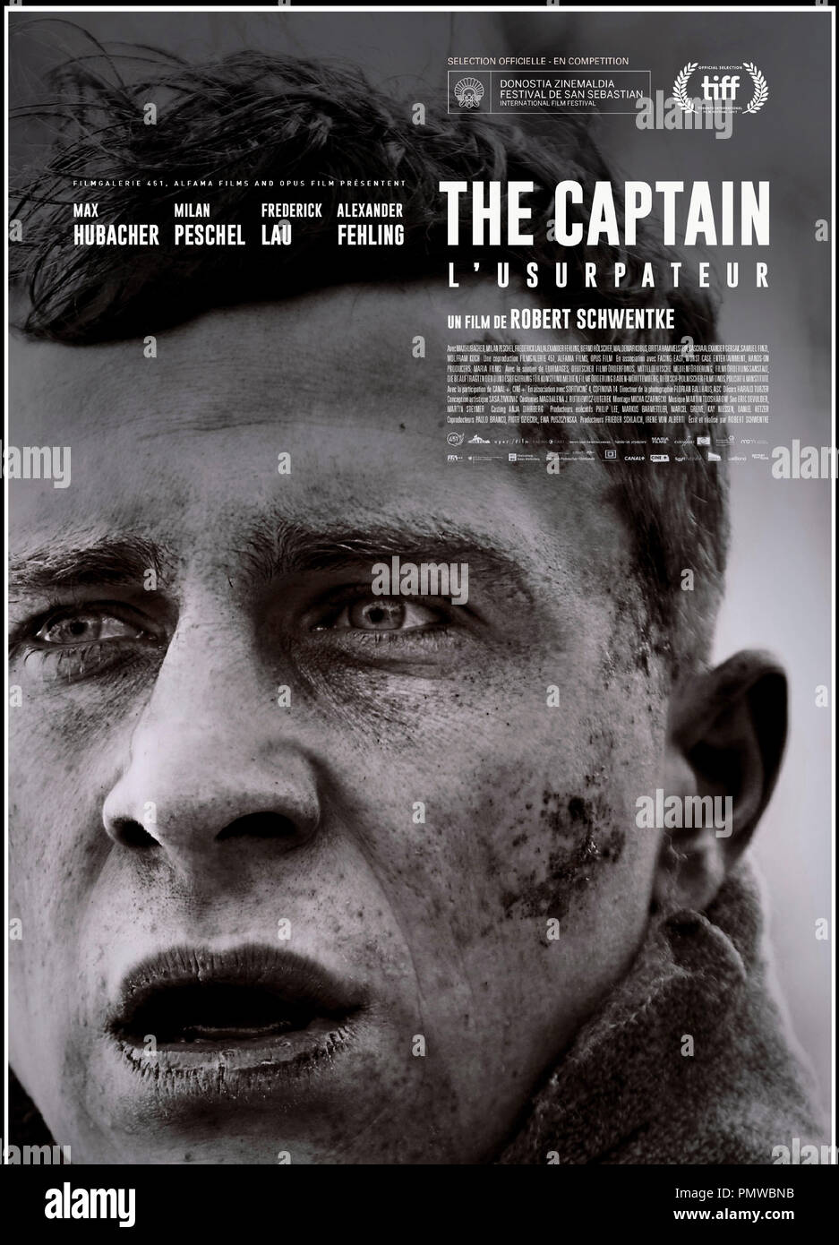 film the captain lusurpateur