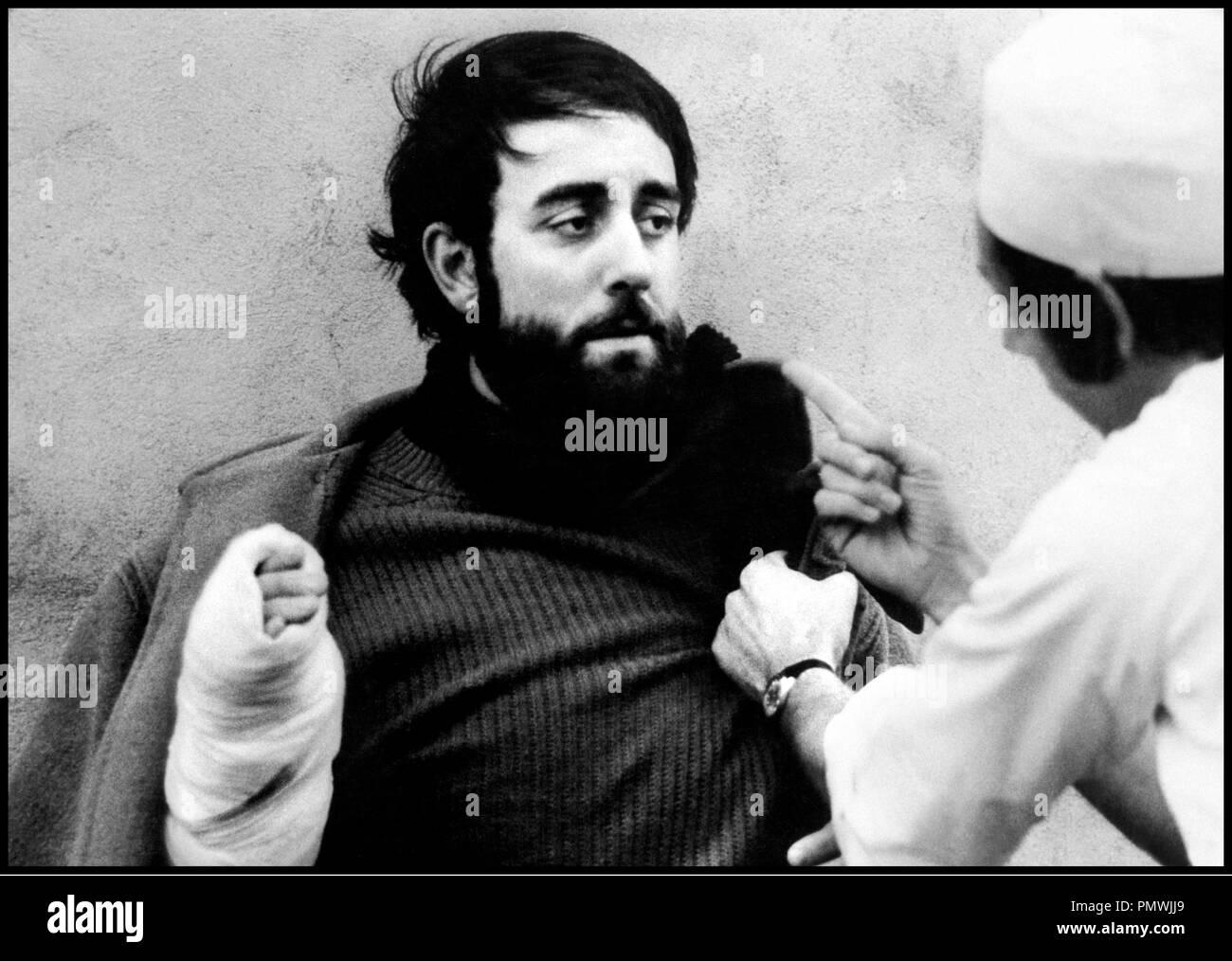 Prod DB © SRG / DR CHARLES, MORT OU VIF de Alain Tanner 1969 SUI. avec Marcel Robert platre, infirmier, menacer - Stock Image